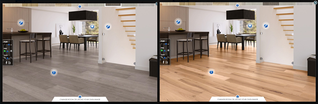 Quick-step floor advisor